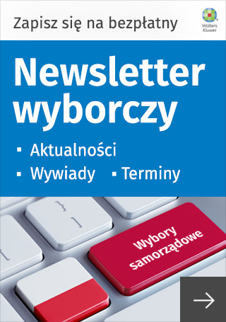 Newsletter wyborczy